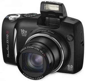 fotocamera digitale per fare foto in cucina